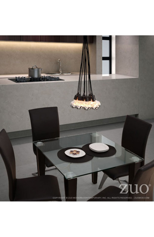 Zuo Modern Contemporary, Inc. - Bosonic Ceiling Lamp - 50036