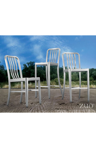 Zuo Modern Contemporary, Inc. - Gastro Outdoor Barstool - 701199