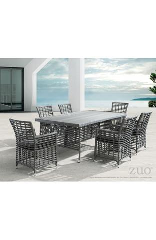 Zuo Modern Contemporary, Inc. - Sandbanks Outdoor Dining Table - 703533