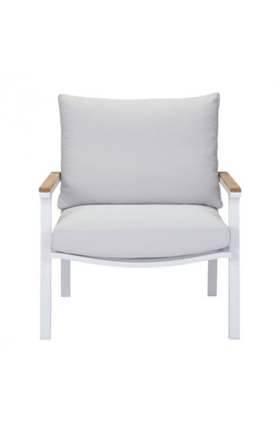 Zuo Modern Contemporary, Inc. - Maya Beach Outdoor Arm Chair - 703571