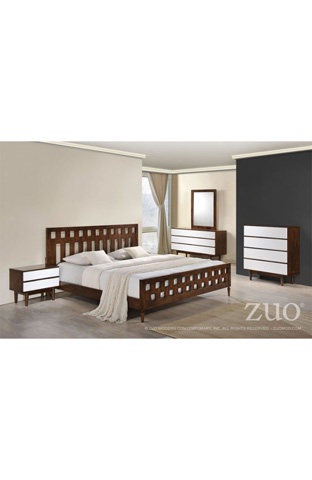Zuo Modern Contemporary, Inc. - LA Nightstand - 800335