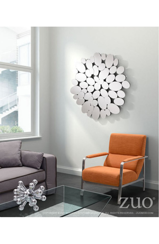 Zuo Modern Contemporary, Inc. - Tadpole Mirror - 850107