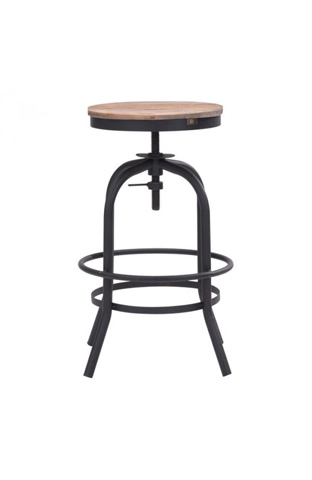 Zuo Modern Contemporary, Inc. - Twin Peaks Counter Stool - 98184