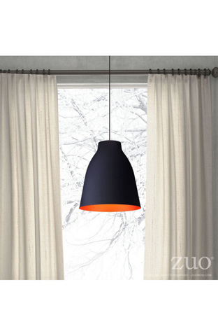Zuo Modern Contemporary, Inc. - Bronze Ceiling Lamp - 98246