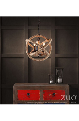 Zuo Modern Contemporary, Inc. - Caledonite Ceiling Lamp - 98260