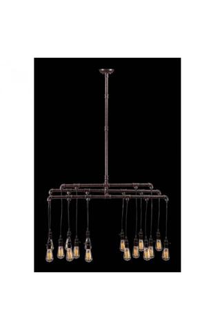 Zuo Modern Contemporary, Inc. - Maldonite Ceiling Lamp - 98268