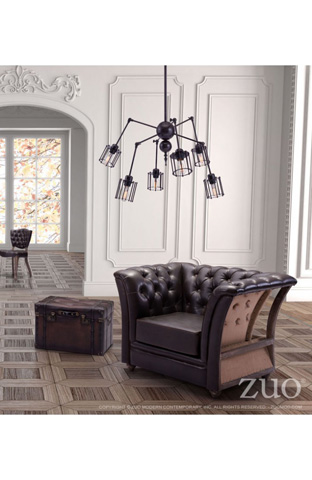 Zuo Modern Contemporary, Inc. - Rodeo Drive Club Chair - 98386