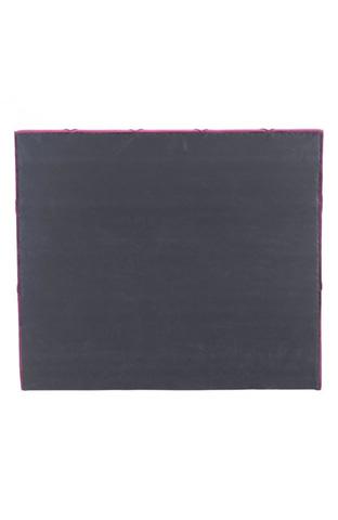 Zuo Modern Contemporary, Inc. - Matias Queen Headboard in Wine Velvet - 100228