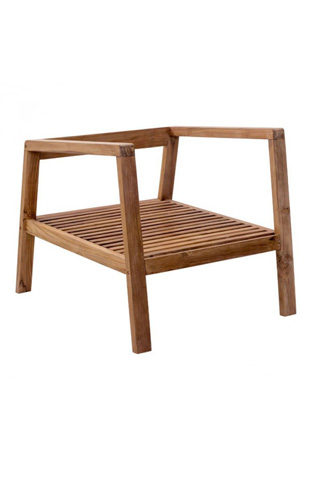 Image of Bilander Arm Chair Natural