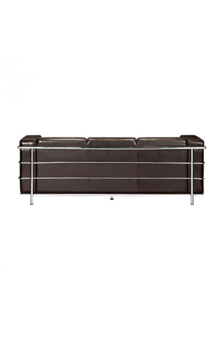 Zuo Modern Contemporary, Inc. - Fortress Sofa in Espresso - 900232