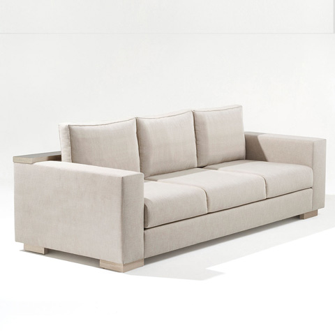 Adriana Hoyos - Chocolate Sofa - CH11-170