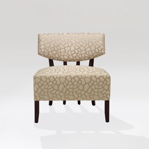Adriana Hoyos - Caramelo Upholstered Chair - CM10-720
