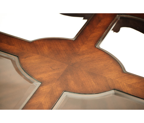 Michael Amini - Rectangular Cocktail Table - 02201-53