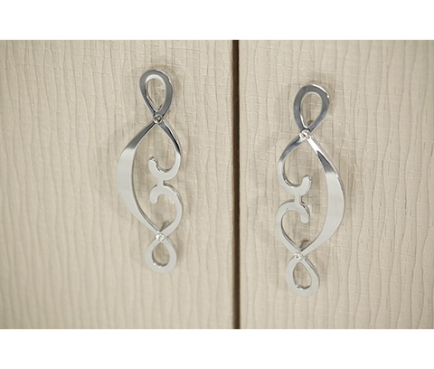 Michael Amini - Four Door Sideboard - 08007-13