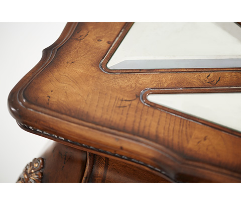 Michael Amini - Console Table - 54223-34