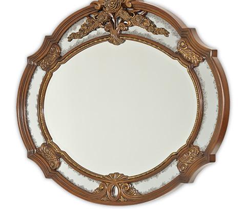 Michael Amini - Sideboard Mirror - 67067-52