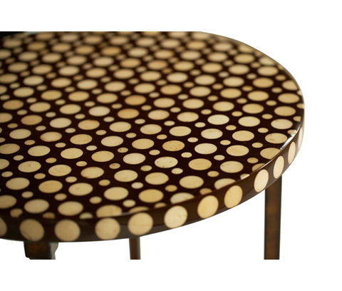 Michael Amini - Coco Accent Table - ACF-ACT-HLSN-030