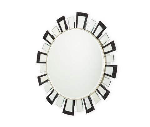 Michael Amini - Round Facet Mirror - NU03069-00