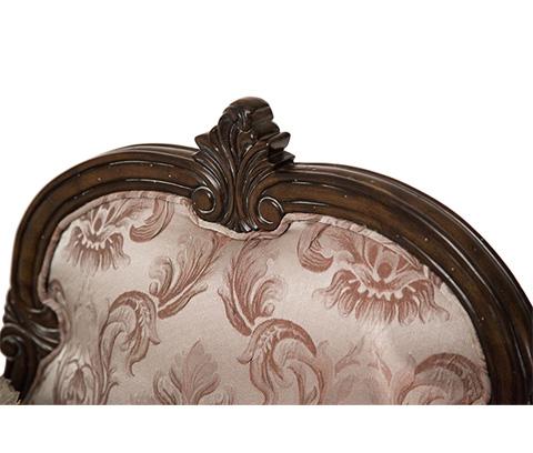 Michael Amini - Platine de Royale Chair and a Half - 09838-STONE-229