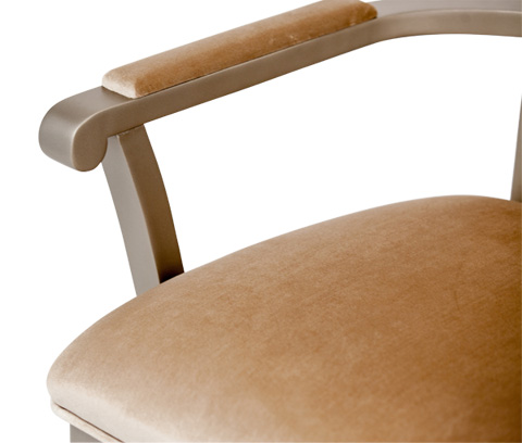 Michael Amini - Bel Air Park Arm Chair - 9002004-201