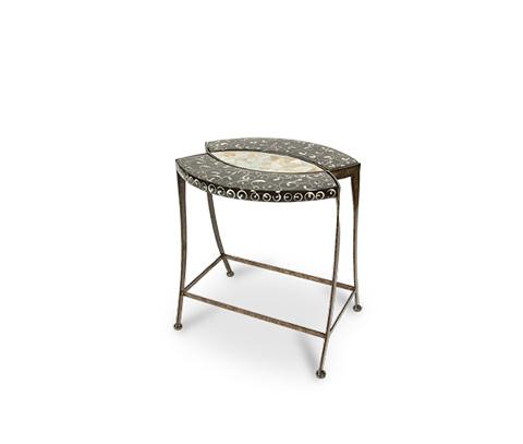 Michael Amini - Three Piece Nesting Table - ACF-NST-100