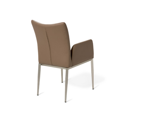Michael Amini - Elan Arm Chair - TR-ELAN004