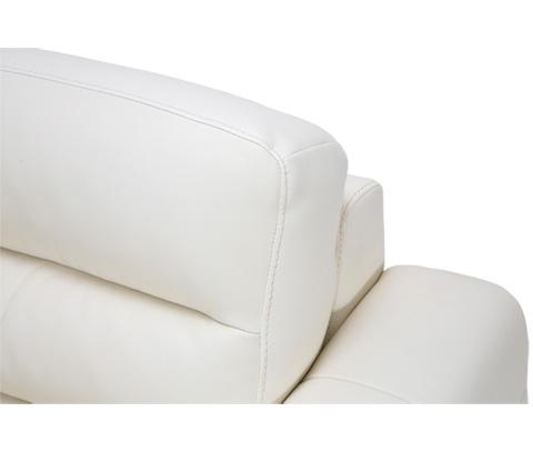 Michael Amini - Elena Leather Chair - MBLP-ELENA35-ICB-13