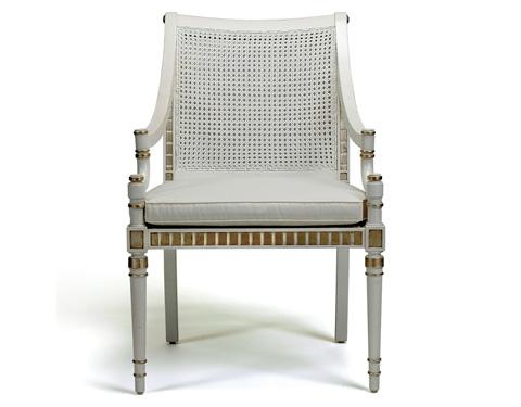 Alden Parkes - Milano Accent Chair - ACCH-MILA