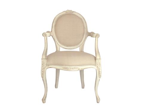 Alden Parkes - Celine Arm Chair - ACCH-P44D/A