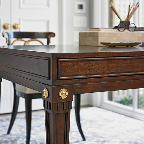 Ambella Home Collection - Regent Writing Desk - 04601-300-060