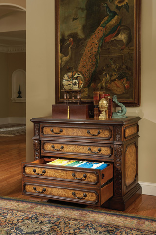 Ambella Home Collection - Rawling File Cabinet - 08947-350-001