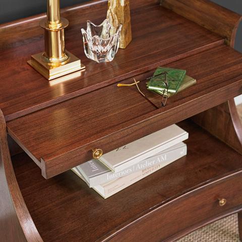Ambella Home Collection - Klismos Side Table - 09123-230-001