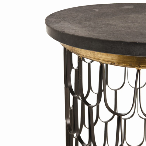 Arteriors Imports Trading Co. - Orleans End Table - 6557