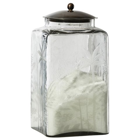 Arteriors Imports Trading Co. - Canton Small Jar - DD2054