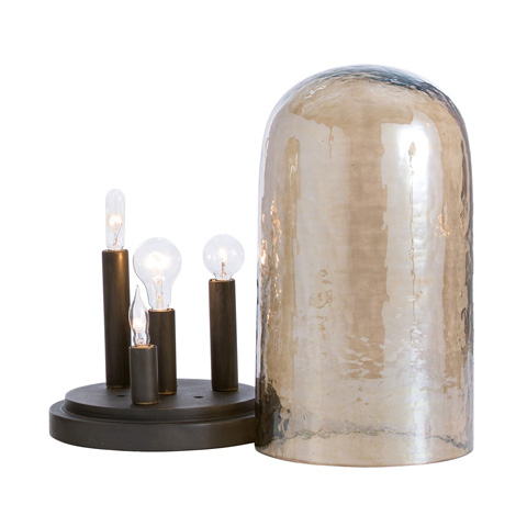 Arteriors Imports Trading Co. - Royce Small Cloche - 46813