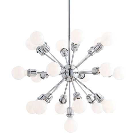 Arteriors Imports Trading Co. - Keegan Small Chandelier - 89021