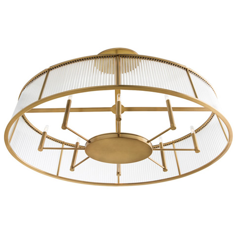 Arteriors Imports Trading Co. - Hera Oval Chandelier - DS89000