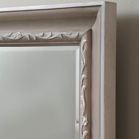 A.R.T. Furniture - Chateaux Grey Landscape Mirror - 213120-2023