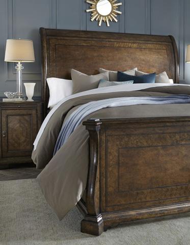 A.R.T. Furniture - Queen Sleigh Bed - 259155-2304