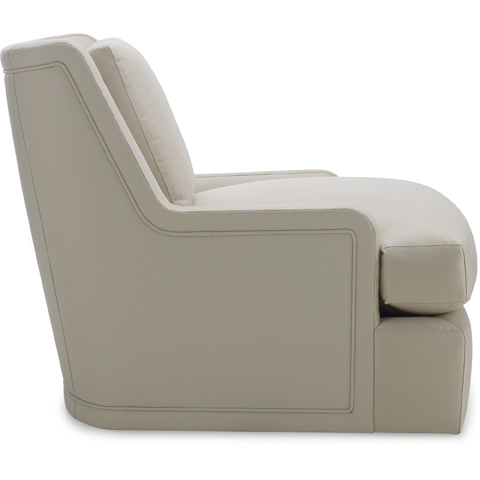 Baker Furniture - Colin Cab Lounge Chair - 6712C