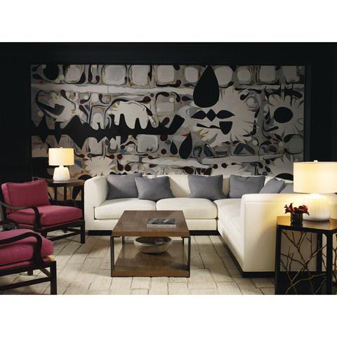 Baker Furniture - Muji Lounge Chair - 6103