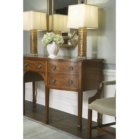 Baker Furniture - Bow Front Sideboard - 2530