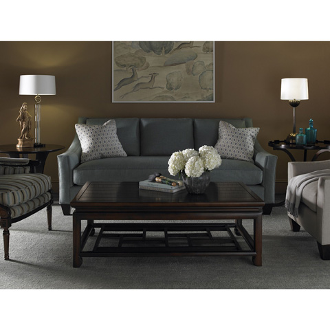 Baker Furniture - Round Pedestal End Table - 3457