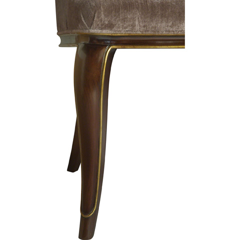 Baker Furniture - Doyenne Dining Chair - 3646
