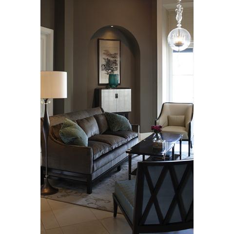 Baker Furniture - Castel Armless Lounge Chair - 3781-30