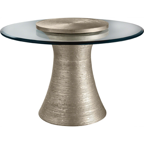 Baker Furniture - Katoucha Center Table with Lazy Susan - 3836-48