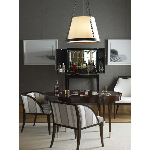 Baker Furniture - Palerme Dining Chair - 3845