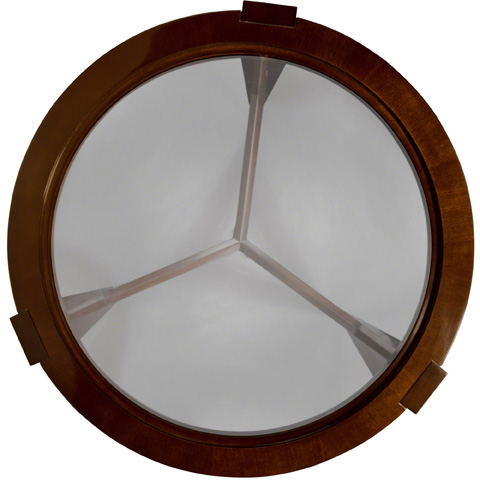 Baker Furniture - Odyssee Round Accent Table - 3865-1