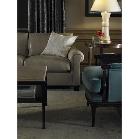 Baker Furniture - Rill Rectangular Cocktail Table - 4051