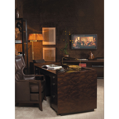 Baker Furniture - Normandie Low Entertainment Cabinet - 4071
